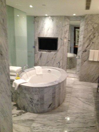Hyatt Regency Gurgaon: bathroom