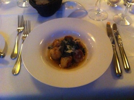 Restaurant Weisses Rössli : Gnocchi