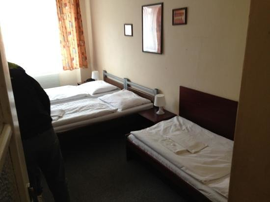Hotel Prokopka: camera 302a