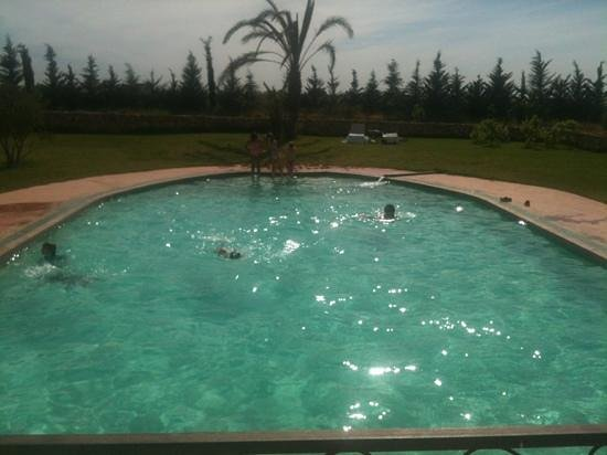 Riad Le Ksar de Fes : nico pool