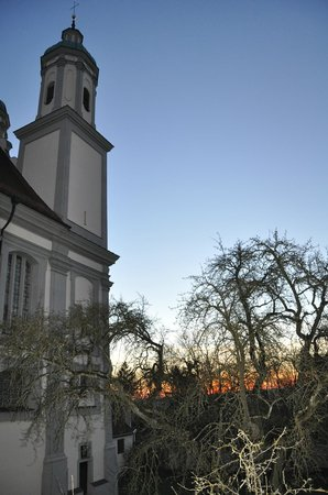 Kloster Holzen Hotel: The cathedral