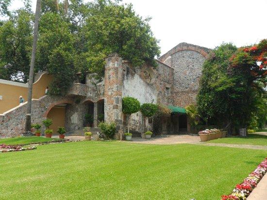 Jardines picture of fiesta americana hacienda san for Jardines de la hacienda