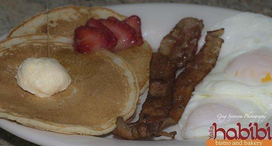 Yalla Habibi: Breakfast