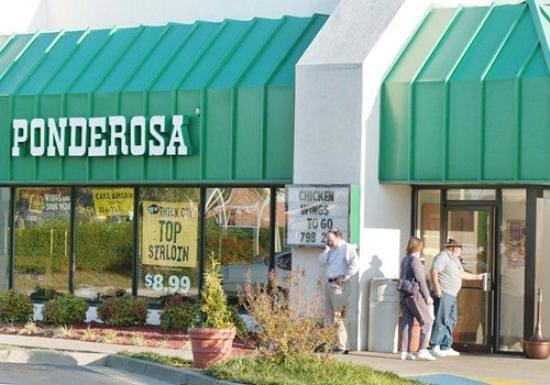 nice to eat at ponderosa again review of ponderosa steakhouse rh tripadvisor com