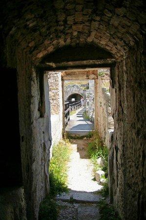 Fortress Kamerlengo: Before turret