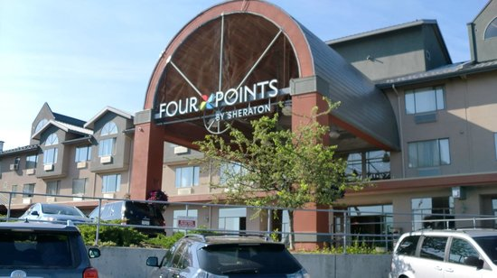 Four Points by Sheraton Kamloops: Hotel