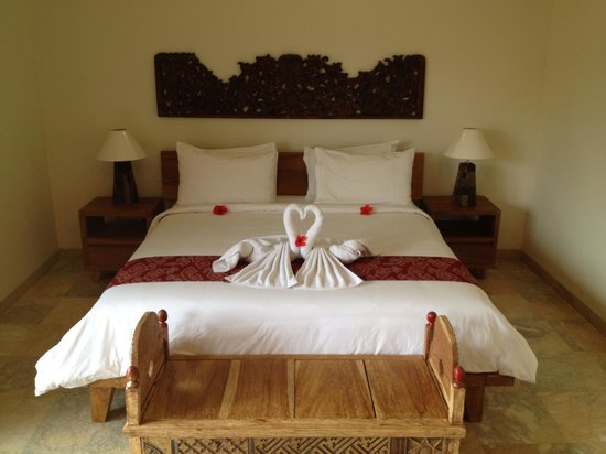 Sri Ratih Cottages: Deluxe Room