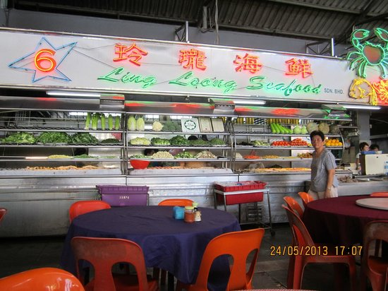 Top Spot Food Court: Ling Loong SeaFood