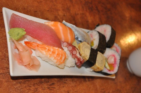 KouGen: Freshly made Sushi