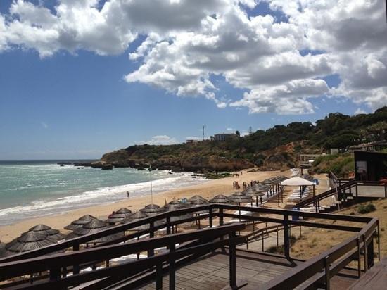 Muthu Clube Praia da Oura: beach front