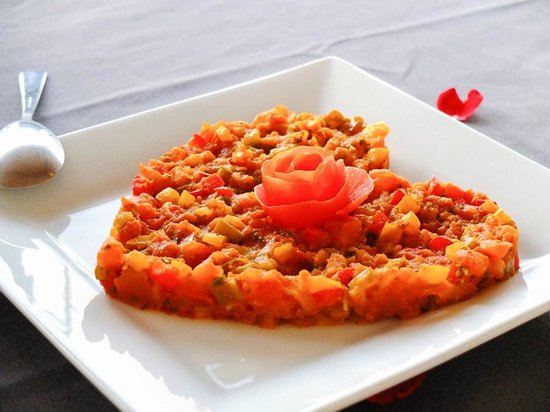 رياض بامبو: Salade Morocaine - Riad Bambo Dinner