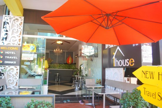 iHouse: Front
