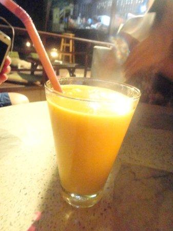 Taste of Home: Fresh Mango Juice without sugar