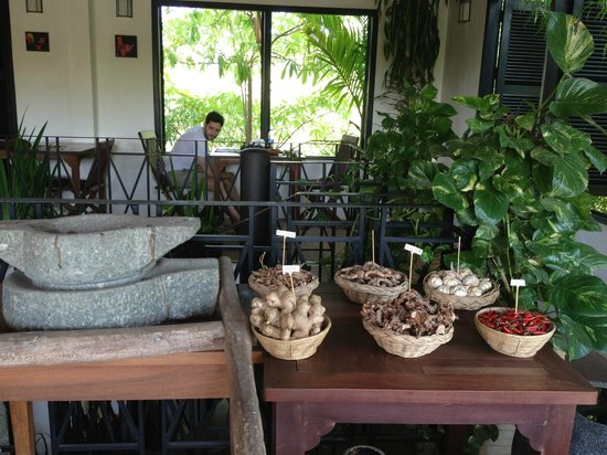Bunwin Boutique Hotel: breakfast area