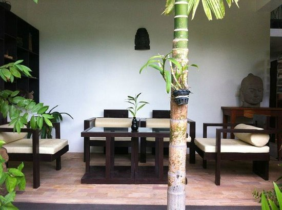 Bunwin Boutique Hotel: common area