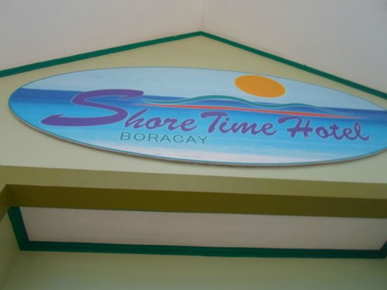 Shore Time Hotel Boracay: Hotel Logo