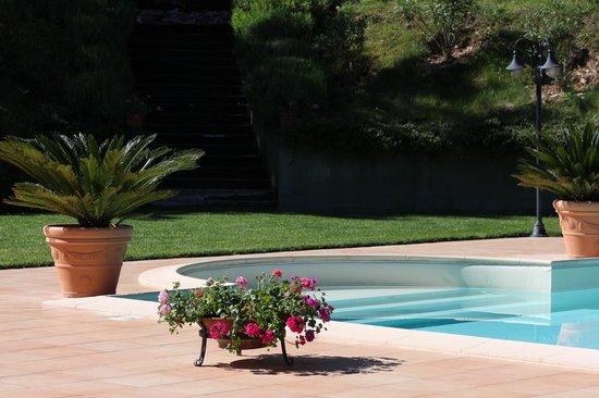 La Fattoria: piscina