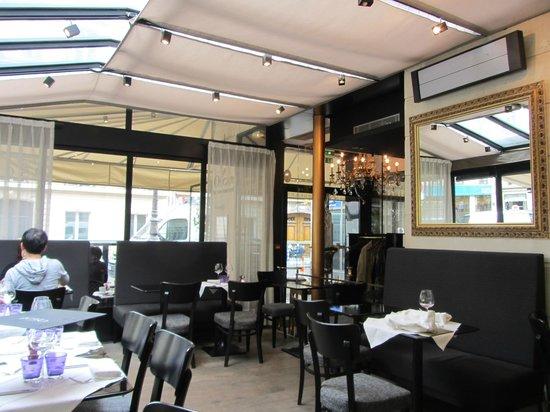 Restaurant Lumen: Зал