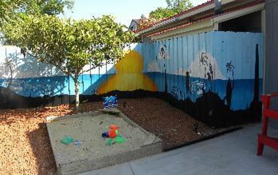 The Shack: Play area