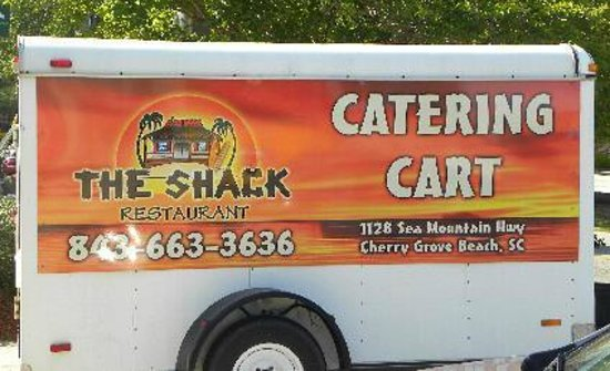The Shack: Catering