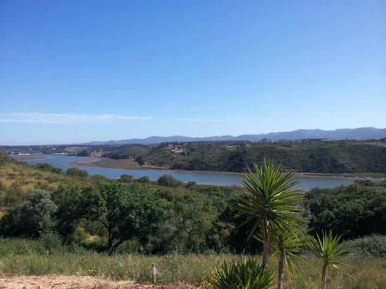 Monte do Zambujeiro: view from the room