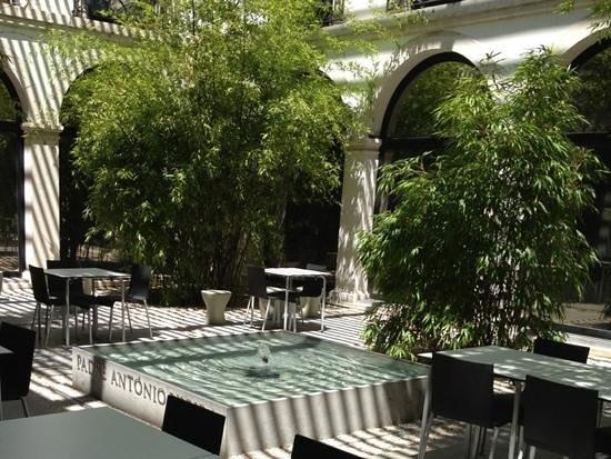 Cafetaria do Museu de S. Roque: Um segredo no centro do Chiado