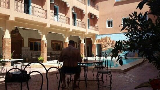 Zaghro Hotel: hôtel zaghro