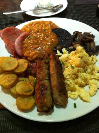 Georgina's Cafe: Full English - amazing!!