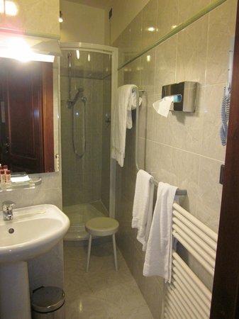 Hotel Fonte Cesia : bagno