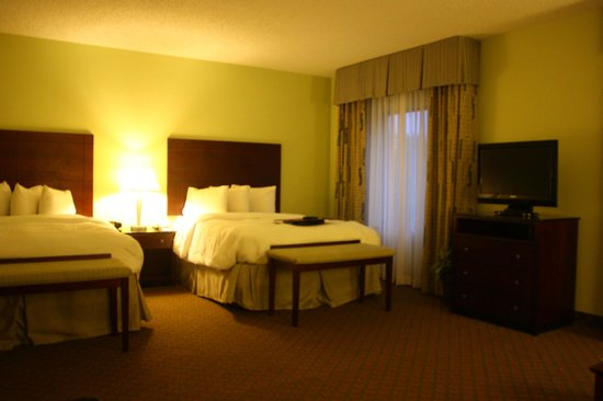 Hampton Inn & Suites Orlando - South Lake Buena Vista: Our room