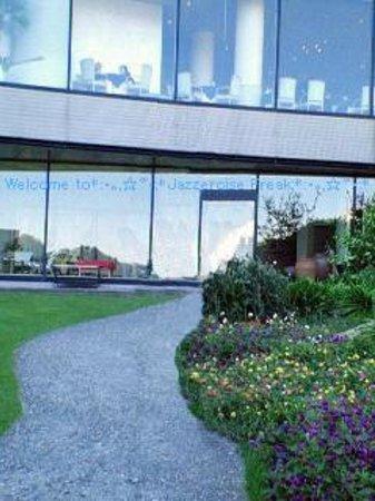 Thalassa Shima Hotel & Resort: ホテルの庭