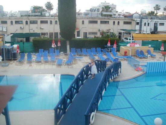 Kefalonitis Hotel Apts View Frm Room103