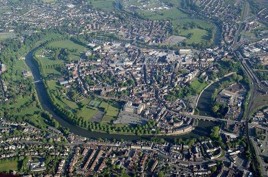 Virgin Balloon Flights - Shrewsbury