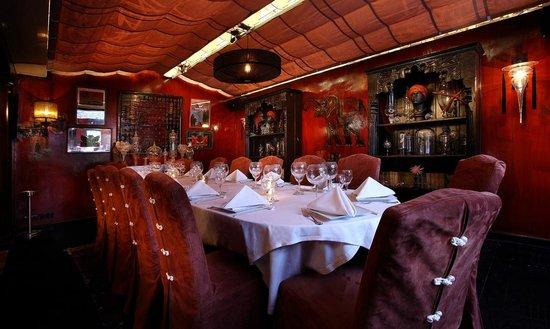 Hotel Saint Amour La Tartane : Restaurant Grand Café