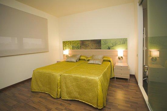 Hotel L'Algadir del Delta : Habitación doble superior
