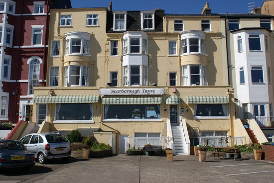 Carlton Residence: Scarborough Fayre Hotel