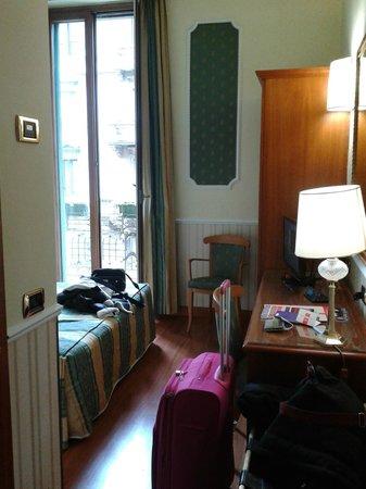 Andreola Hotel: Habitación