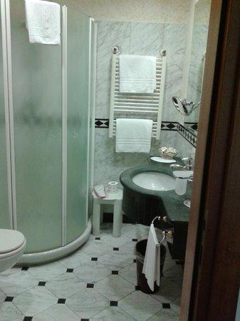 Andreola Hotel : Baño