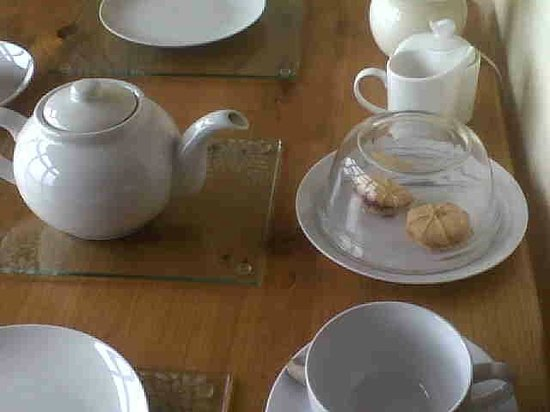 Coombe Barn Holidays: Cakes