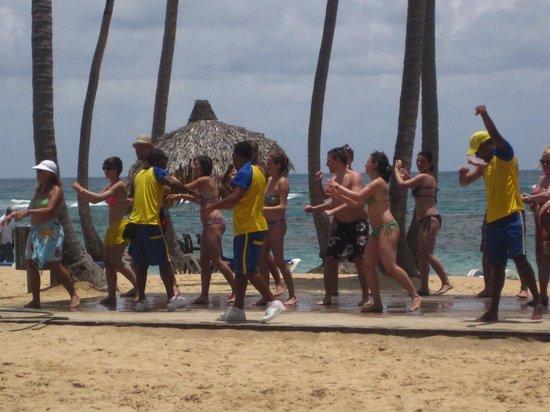 Grand Sirenis Punta Cana Resort Aqua Animación Super