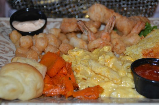 Ivy House: Seafood Platter