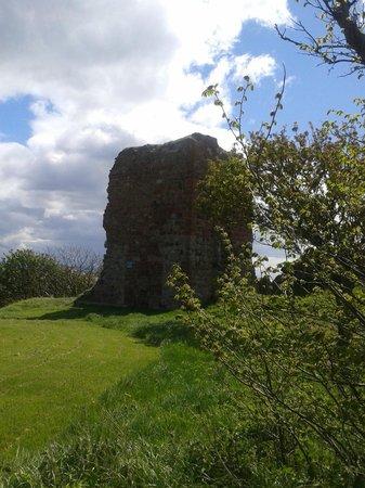 Cannon Hill (Ardrossan Castle)