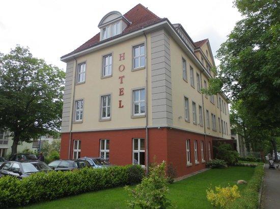 Hotel Brühlerhöhe, Außenansicht