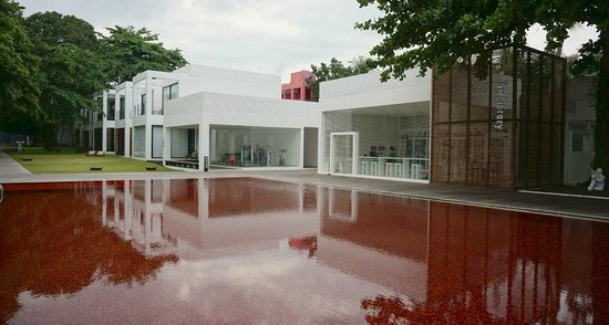 The Library : The red pool