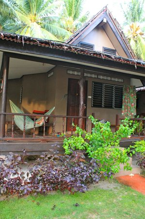 Longtail Beach Resort: Bungalow no 2