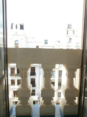 Hostal La Selecta: balconcino