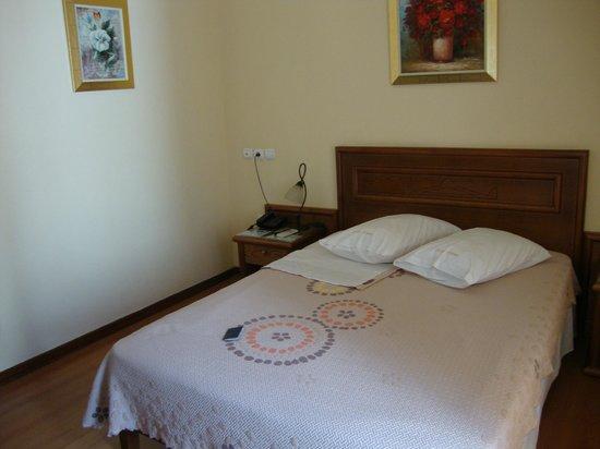 Omiros Hotel: Habitación doble