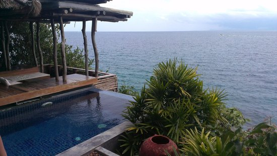 View Point Resort: we were blown away, as villa is larger than it seemed on website photos