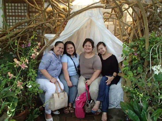 Sonya's Secret Garden: and the photo spot!