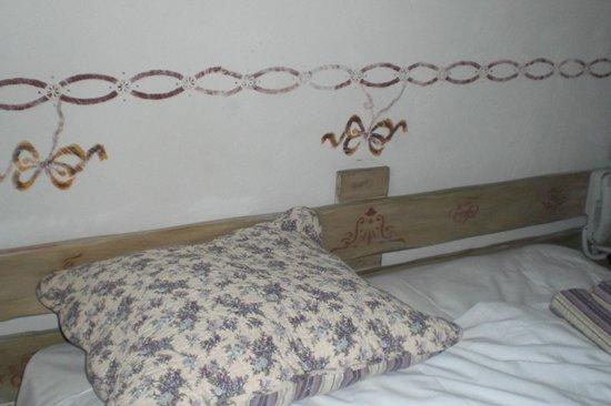 Hotel du Parc : intérieur de la chambre